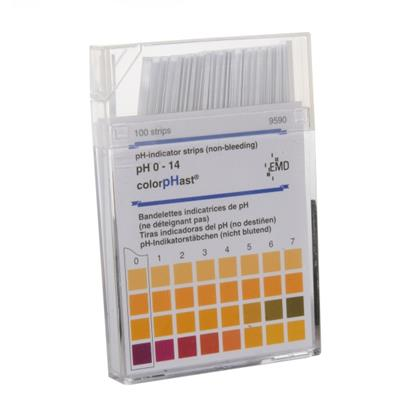 pH-indicator strips